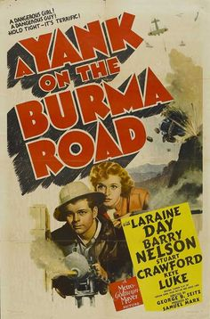 Movies Released in 1943 | Yank on the Burma Road