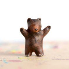 Le Dancing Bear Totem