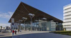 Gallery of Casa-Port Railway Station / AREP - 14