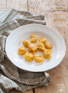 One in A Million: Gnocchi di zucca e patate