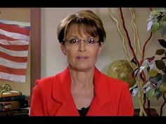 McCain's choice for a running mate - his choice for our Vice President: Sarah Palin, At Her Most Incoherent