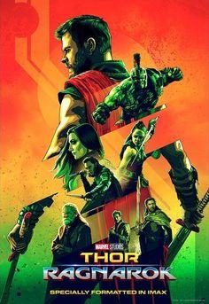 New 'Thor: Ragnarok' poster