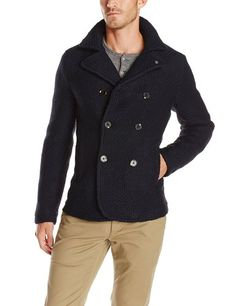 Knit Pea Coat - Google Search