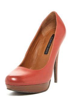 Emily Platform Pump  PumpWomen #Shoes