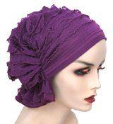 Amazon.com: Turban Plus Abbey Cap in Plush Coral: Clothing