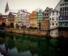 Tubingen Germany (by Freyavev)