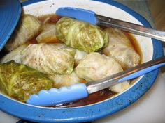How to Make Polish Stuffed Cabbage Rolls: An Illustrated Guide