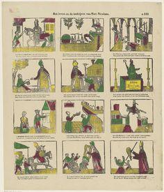 Het leven en de bedrijven van Sint Nicolaas, Glenisson & Zonen, 1856-1900