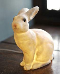 ✕ Rabbit lamp