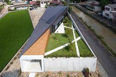 伴尚憲 / bandesignによる愛知県小牧市の住宅「Secret Garden」   architecturephoto.net  