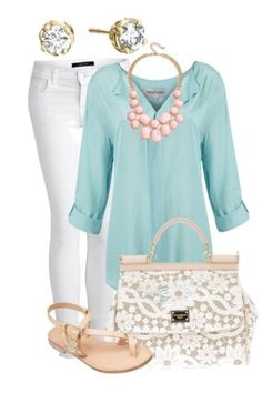 A summer outfit