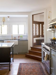 Country Home Interior Craftsman home renovation//kitchen after.Country Home Interior Craftsman home renovation//kitchen after Home Renovation, Architecture Renovation, Home Remodeling, Bathroom Renovations, Home Design, Design Design, Layout Design, Sweet Home, Decor Scandinavian