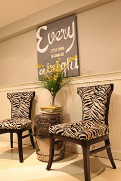 anamol print master bedrooms | Animal Print Bedroom Design Ideas, Pictures, Remodel, and Decor - page ...