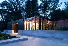 Itchen Greenhouse | Ayre Chamberlain Gaunt