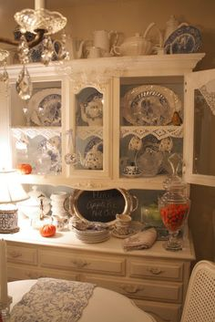 My Romantic Home: Decorating for Fall