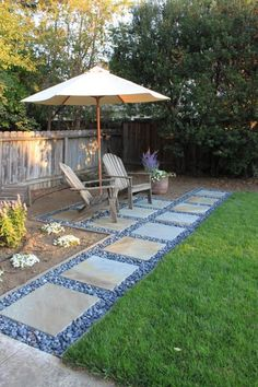 40 DIY Landscaping Ideas for Backyard 7