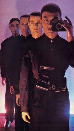 Kraftwerk #80s #art #music