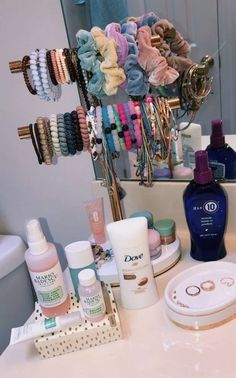 36 Simple Makeup Room Ideas Organizer for Correct Storage . - 36 Simple Makeup Room Ideas Organizer for proper storage …, - Cute Room Ideas, Cute Room Decor, Teen Room Decor, Teen Bathroom Decor, Tumblr Room Decor, Dorm Room Ideas For Girls, Cute Teen Rooms, Teen Bathrooms, Teenage Bathroom Ideas