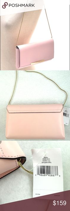 Kate Spade purse NWT Kate Spade Hanley Camsen Posy Pink. Brand new with tags. kate spade Bags Shoulder Bags