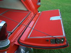 '55 Chevrolet Bel Air Nomad