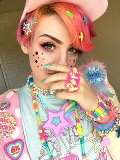 Prince kawaii boy, fairy kei, decora