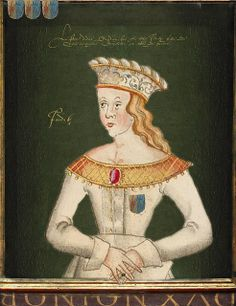 JUDITH DE FRANCE         COMTESSE DE FLANDRE by the lost gallery, via Flickr