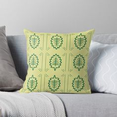 Buy Pillows, Throw Pillows, Cozy House, Bright, Bed, Pattern, Home, Decor, Toss Pillows