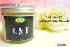 Crème bouclante homemade « R&B »-Lush-like