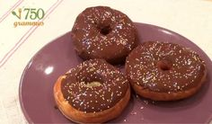 Recette - Donuts au chocolat | 750g