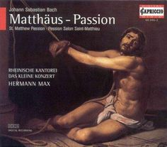 Various - Bach:St. Matthew Passion