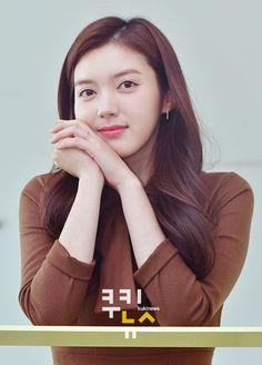 채서진, 사랑스러운 배우