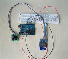 Camera for Arduino