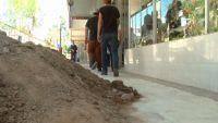 Avenida Morelos se cae a pedazos ahora llueven luminarias