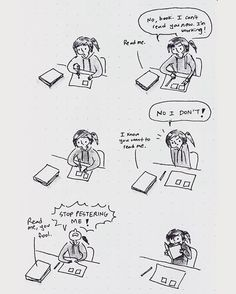I'm easily distracted… by books. I Love Books, Good Books, Books To Read, Book Memes, Book Quotes, Fangirl, Introvert Humor, Nerd Problems, Star Wars Books