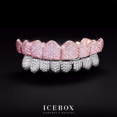 Diamond Grillz, Diamond Teeth, Jewelry Box, Jewelery, Jewelry Accessories, Girl Grillz, Tooth Gem, Grills Teeth, Gold Teeth