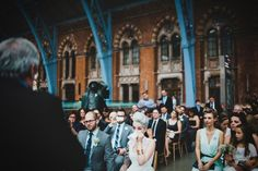 Kings Cross station, Unusual wedding venues London #unusual # wedding #venue @dotwed  #dotweduk