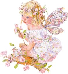 Fairy ~ Christine Haworth