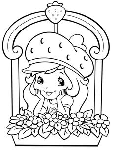 Free Printable Strawberry Shortcake Coloring Page High quality free printable coloring, drawing, painting pages here for boys, girls, children . Unique Coloring Pages, Coloring Pages For Girls, Cartoon Coloring Pages, Disney Coloring Pages, Coloring Pages To Print, Coloring Book Pages, Printable Coloring Pages, Coloring For Kids, Coloring Sheets