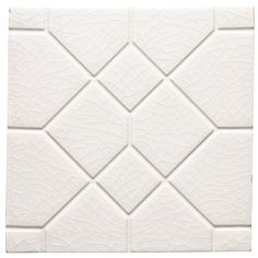 """Chinoiserie Decorative Field Tile Nanking 4 1/4"""" x 4 1/4"""" — Products 
