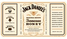 Jack Daniel's: Tennessee Honey... so damn good!!