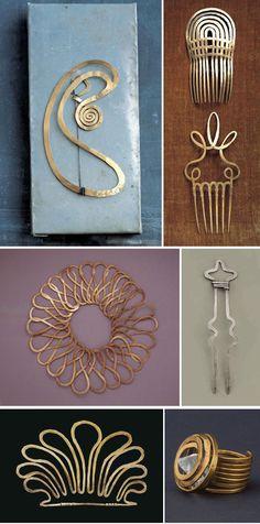 Alexander Calder Jewellery