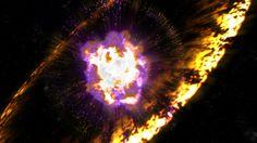 Raggi cosmici: figli delle stelle  L'onda d'urto generata dall'esplosione di una supernova accelera le particelle cariche presenti nell'Universo generando i raggi cosmici. A confermare l'ipotesi uno studio pubblicato su Science  Leggi l'articolo su Galileo (http://www.galileonet.it/articles/511cb12ba5717a6275000039)  Credits immagine: Greg Stewart, SLAC National Accelerator Laboratory