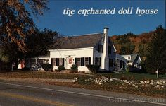 The Enchanted Doll House Manchester Center Vermont.. All of my dollhouse items came from this shop. I got a dollhouse set when I was 4 & my grandfather built it from scratch. It's a prized possession now that kids still enjoy.