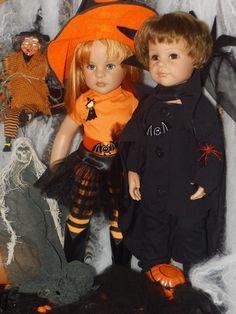 LOU et VALENTIN  Gotz doll www.Lilianedolls.skyrock.com