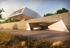hornung and jacobi architecture: villa f