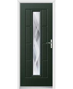 Exterior Door VERMONT ROCKDOOR by Value Doors