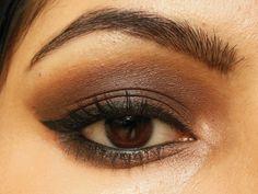 Kiko Milano Eye Shadow Palette Makeup Look Eyes 2