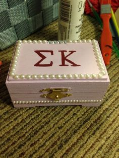 19 Sorority Crafts to Make This Summer, by Category | Her Campus