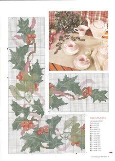 Gallery.ru / Фото #66 - 2014 a - ergoxeiro Towel Embroidery, Embroidery Applique, Machine Embroidery, Lace Beadwork, Santa Cross Stitch, Christmas Cross, Handmade Crafts, Cross Stitch Patterns, Needlework