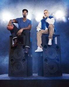 Eminem ESPN Magazine Eminem Slim Shady, Trinidad James, Ace Hood, Mrs Carter, Rap God, French Montana, Channing Tatum, Celebrity Dads, Chris Brown